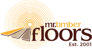 Mr Timber Floors Logo